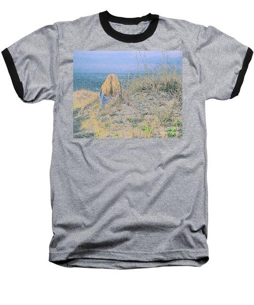 Timeless Sands Baseball T-Shirt