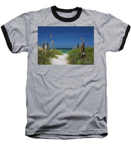 Timeless Scandal Baseball T-Shirt