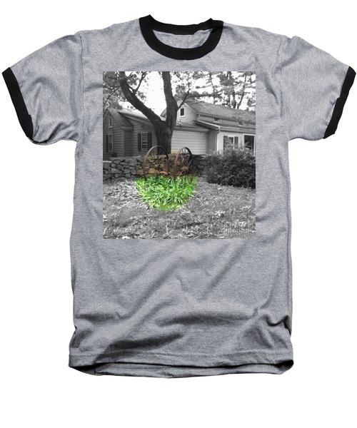 Timeless Wheel House Baseball T-Shirt