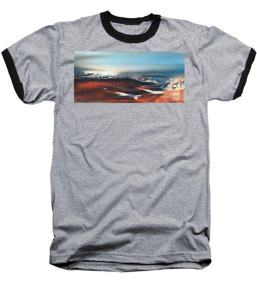 Silent Host Baseball T-Shirt