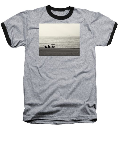 Baseball T-Shirt featuring the photograph Times Gone By by Pedro L Gili