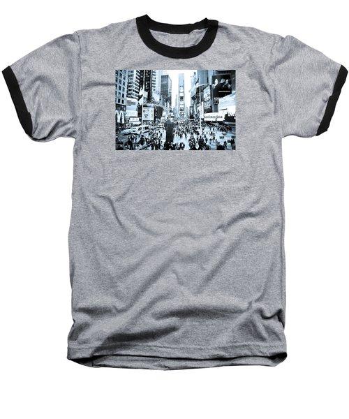 Times Square Baseball T-Shirt