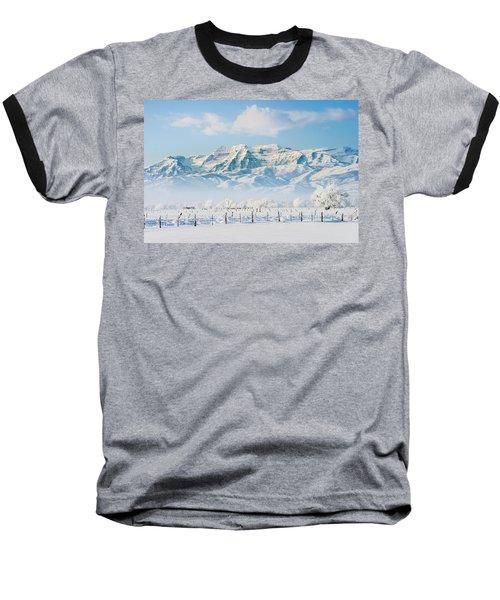 Timp In Winter Baseball T-Shirt