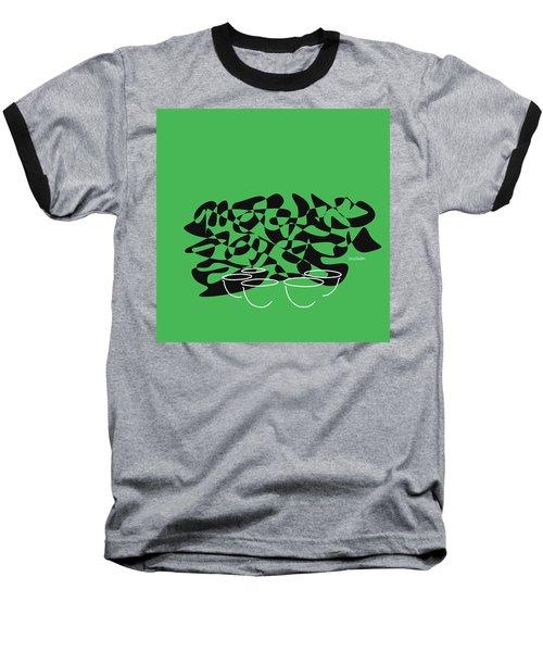 Timpani In Green Baseball T-Shirt