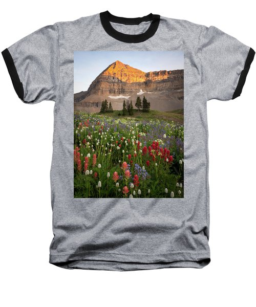Timpanogos Bouquet Baseball T-Shirt