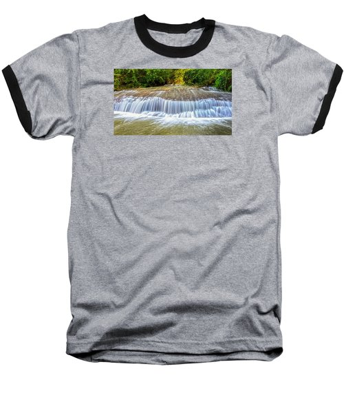 Tinton Falls After The Rain Baseball T-Shirt by Gary Slawsky