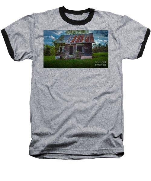 Tiny Farmhouse Baseball T-Shirt