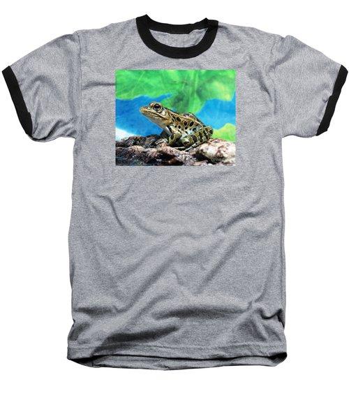 Tiny Frog Baseball T-Shirt