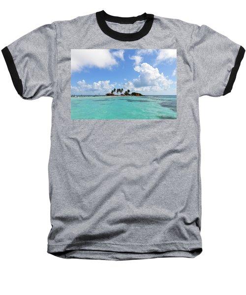 Tiny Island Baseball T-Shirt