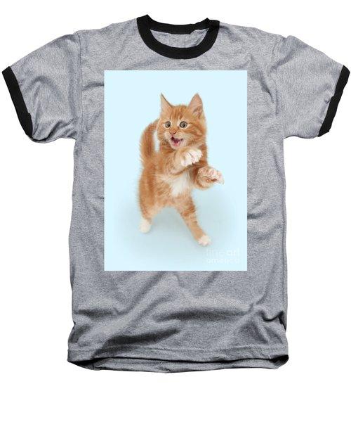 Tiny Tiger Baseball T-Shirt