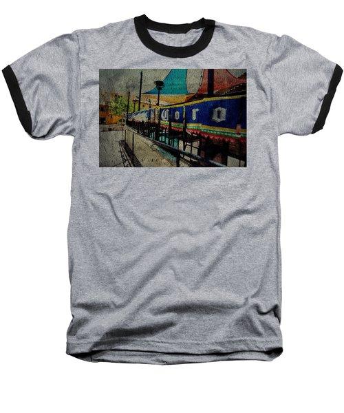 Tip'em Back Baseball T-Shirt