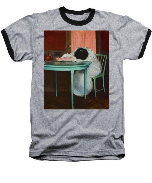 Tired Baseball T-Shirt