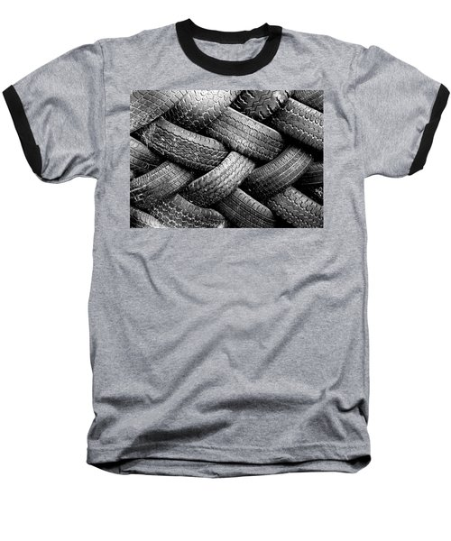 Tired Treads Baseball T-Shirt