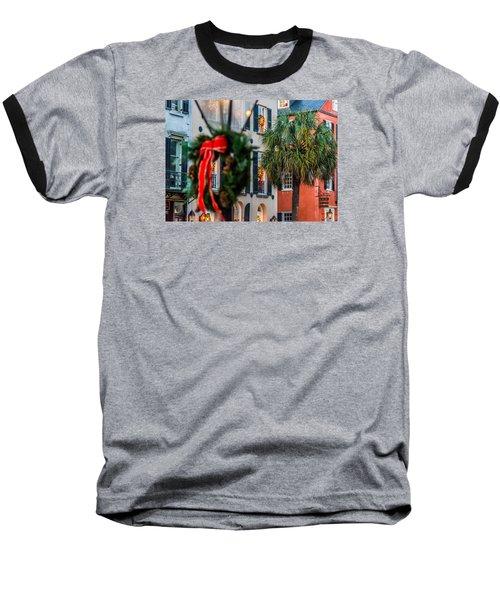 Tis The Season - Charleston Sc Baseball T-Shirt