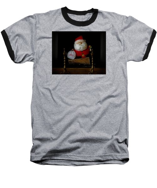 'tis The Season Baseball T-Shirt