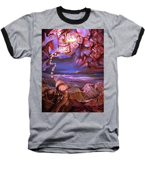 Titan In Desert Or Theft Of Intentions Baseball T-Shirt