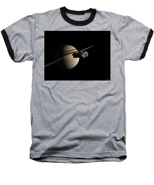 Titan In Sight Baseball T-Shirt
