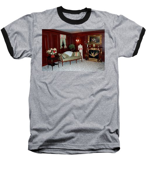 Titanic First Class Baseball T-Shirt