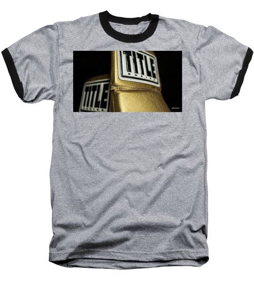 Title Boxing Gloves Baseball T-Shirt