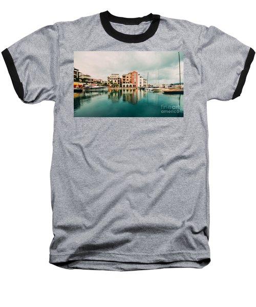 Tivat, Montenegro Baseball T-Shirt