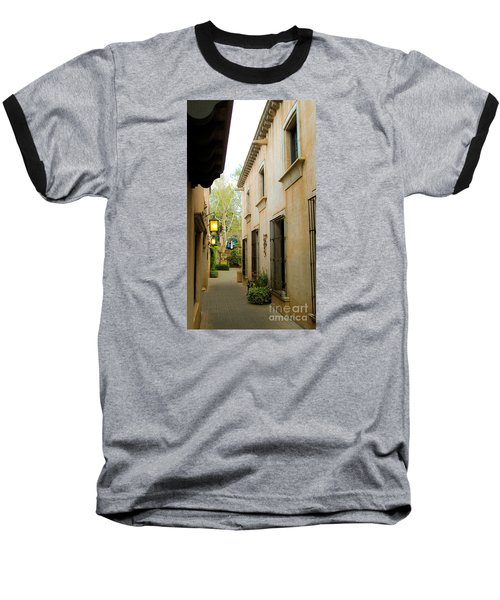 Tlaquepaque 1 Baseball T-Shirt