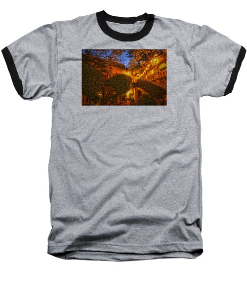 Tlaquepaque Evening Baseball T-Shirt