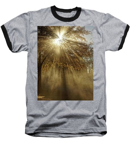 To Catch A Ray Of Sunlight Baseball T-Shirt