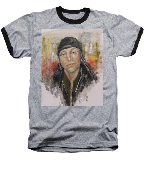 To Honor John Trudell Baseball T-Shirt