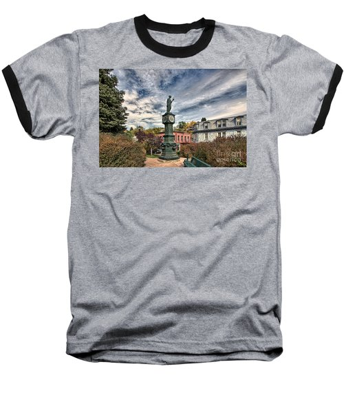 To The Colonel Baseball T-Shirt