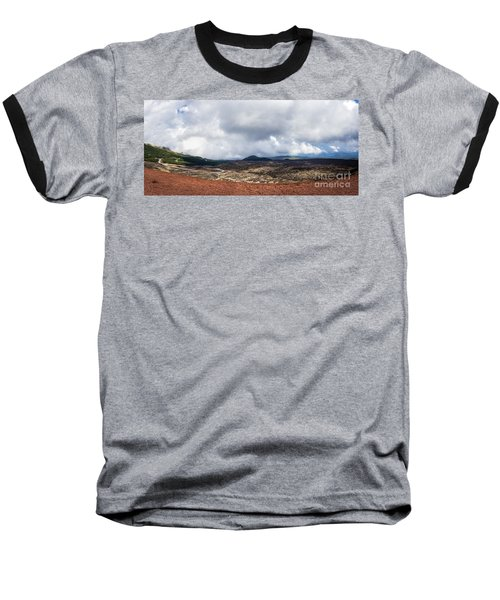 To The East Side Baseball T-Shirt by Giuseppe Torre