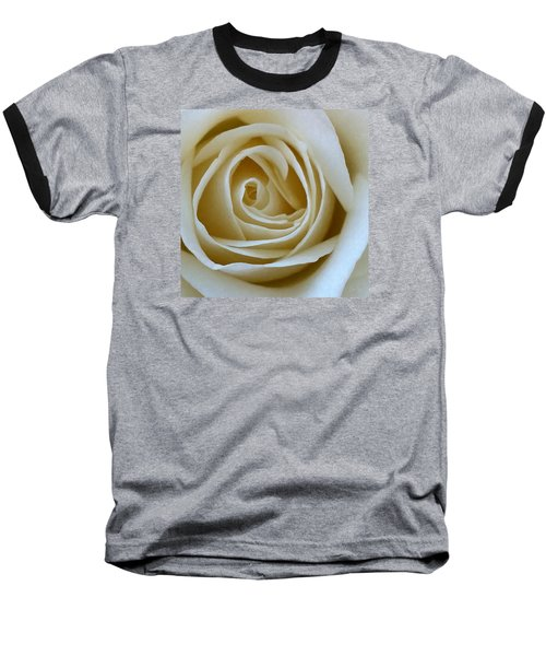 To The Heart Of The Rose Baseball T-Shirt