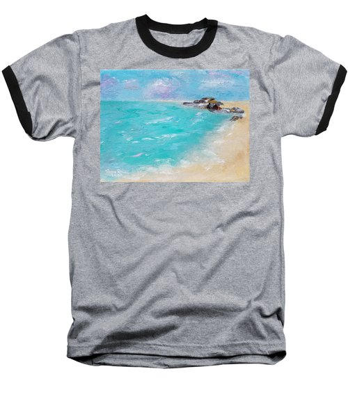 To The Rocks Baseball T-Shirt