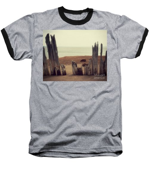 To The Sea Baseball T-Shirt