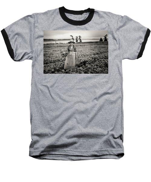 Tobacco Farm Baseball T-Shirt