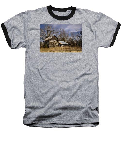 Tobacco Road Baseball T-Shirt by Benanne Stiens