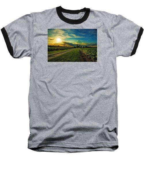 Tobacco Row Baseball T-Shirt