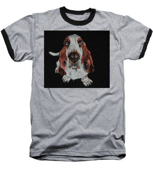 Toby Was All Ears Baseball T-Shirt