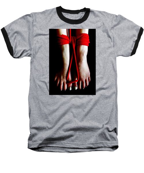 Toe Tied Baseball T-Shirt
