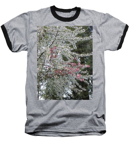 Baseball T-Shirt featuring the photograph Togetherness by Marie Neder