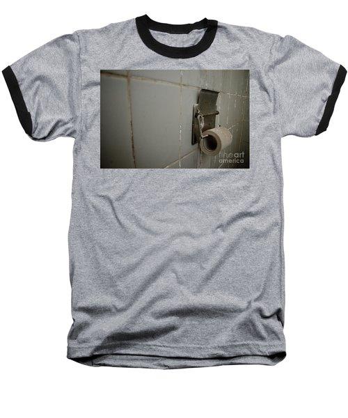 Toilet Paper Baseball T-Shirt