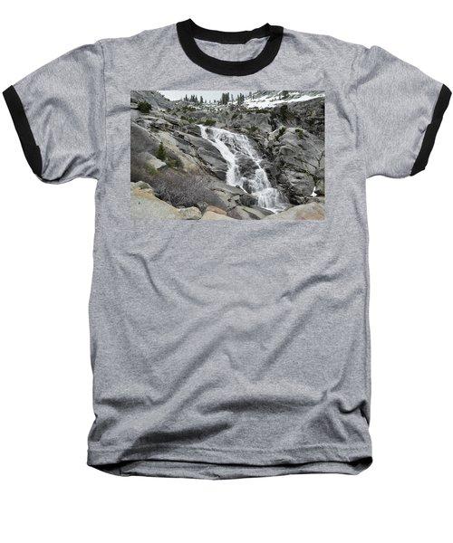 Tokopah Falls Baseball T-Shirt