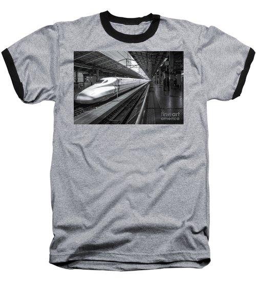 Tokyo To Kyoto, Bullet Train, Japan Baseball T-Shirt