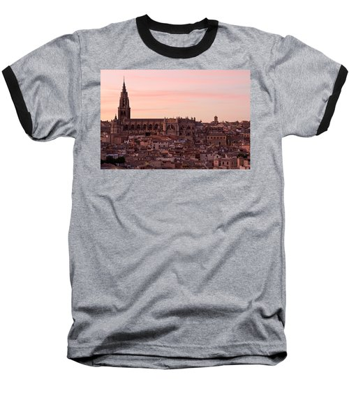 Toledo Cathedral Baseball T-Shirt