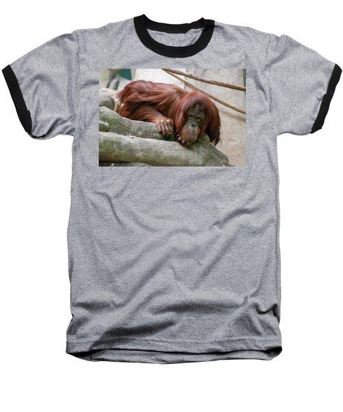 Tolerating Patience Baseball T-Shirt