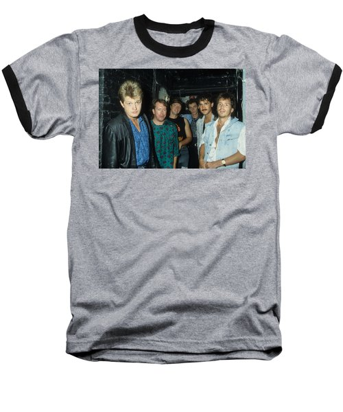 Tom Cochrane And Red Rider Baseball T-Shirt