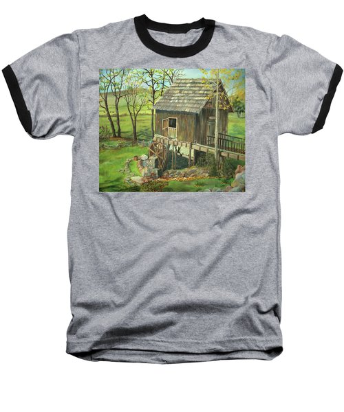 Tom Lott's Mill In Georgia Baseball T-Shirt