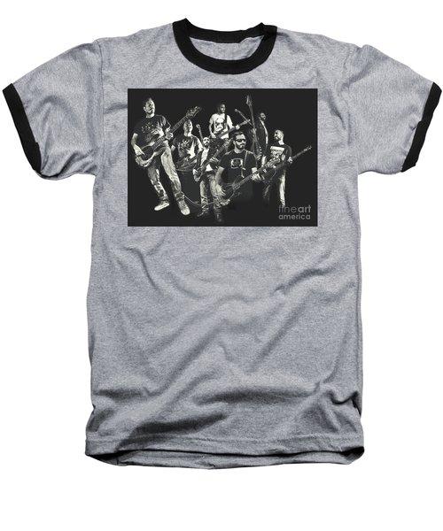 Tom Of Bralorne Baseball T-Shirt