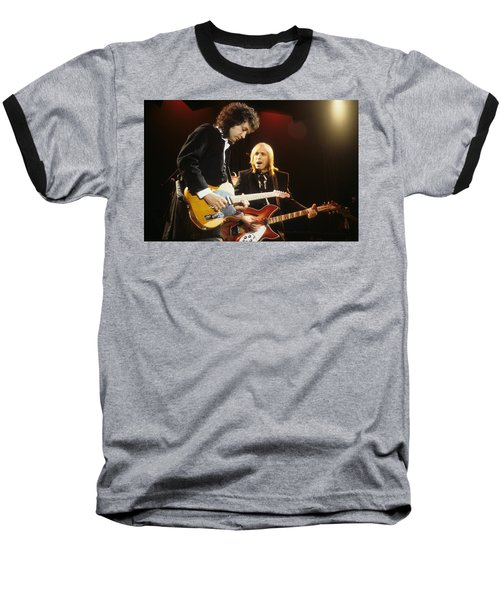 Tom Petty And Mike Campbell Baseball T-Shirt