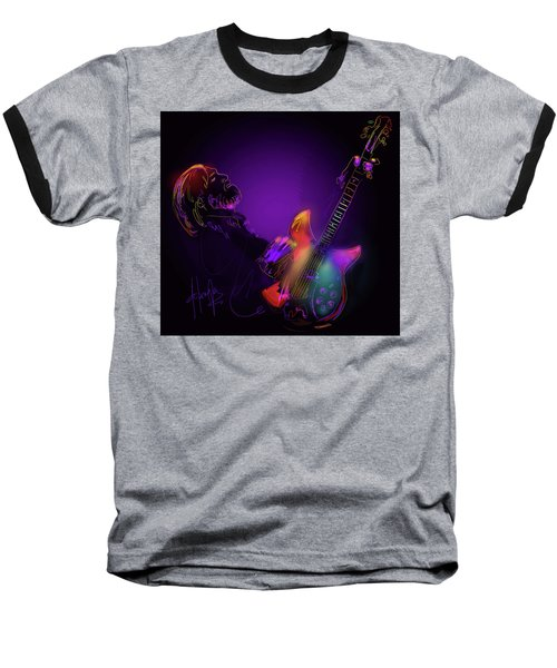 Tom Petty Tribute 1 Baseball T-Shirt