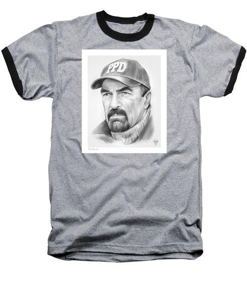Tom Selleck Baseball T-Shirt